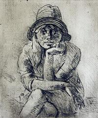 Малоформатный и миниатюрный портреты