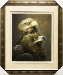 Орел с орлицей