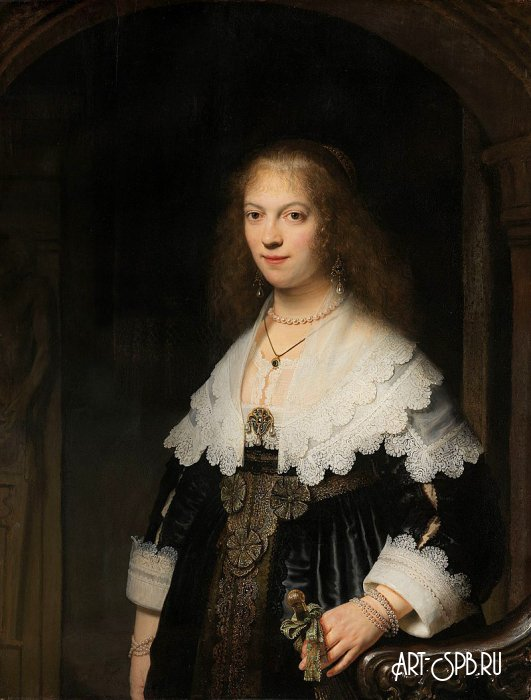 Саския ван Эйленбург. Рембрандт