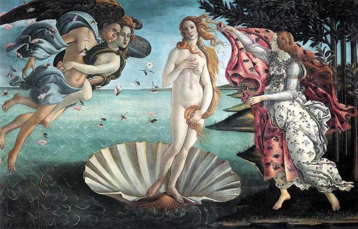 Купить картины в мифологическом жанре