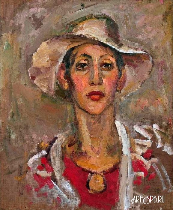 Парный женский портрет