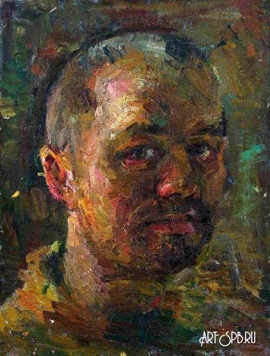 Парный мужской портрет