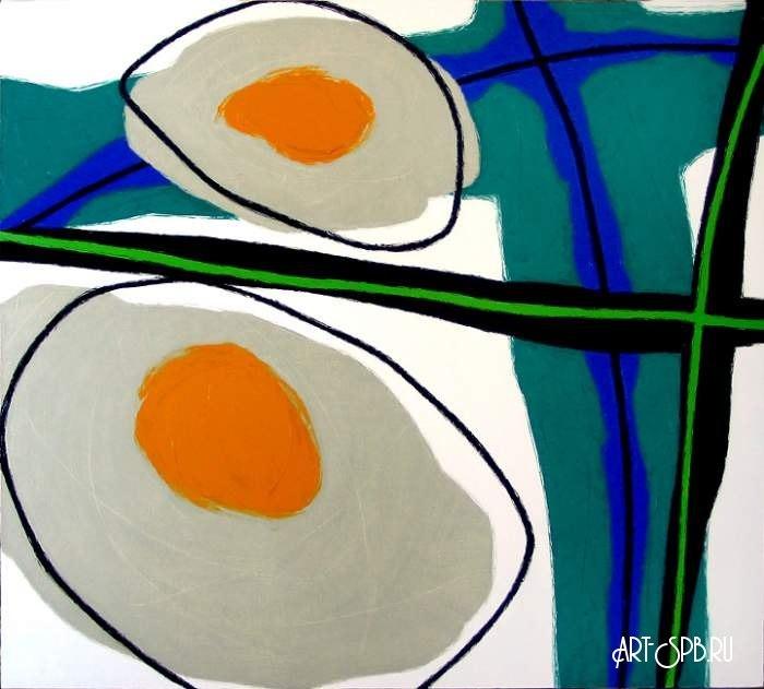 Купить картину в абстрактном стиле